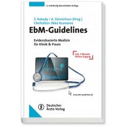 EbM-Guidelines - BUCH und ONLINE