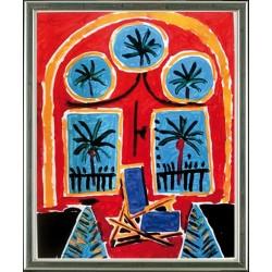 Inerieur, Pablo Picasso