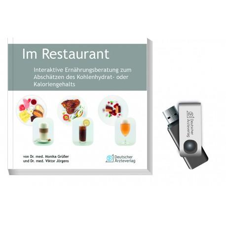 Im Restaurant - USB-Stick