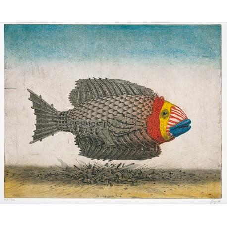 Der trojanische Fisch, Maurilio Minuzzi