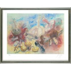 Pilze und meine Pfeife, Günter Grass