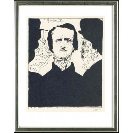 Edgar Allen Poe, Horst Janssen
