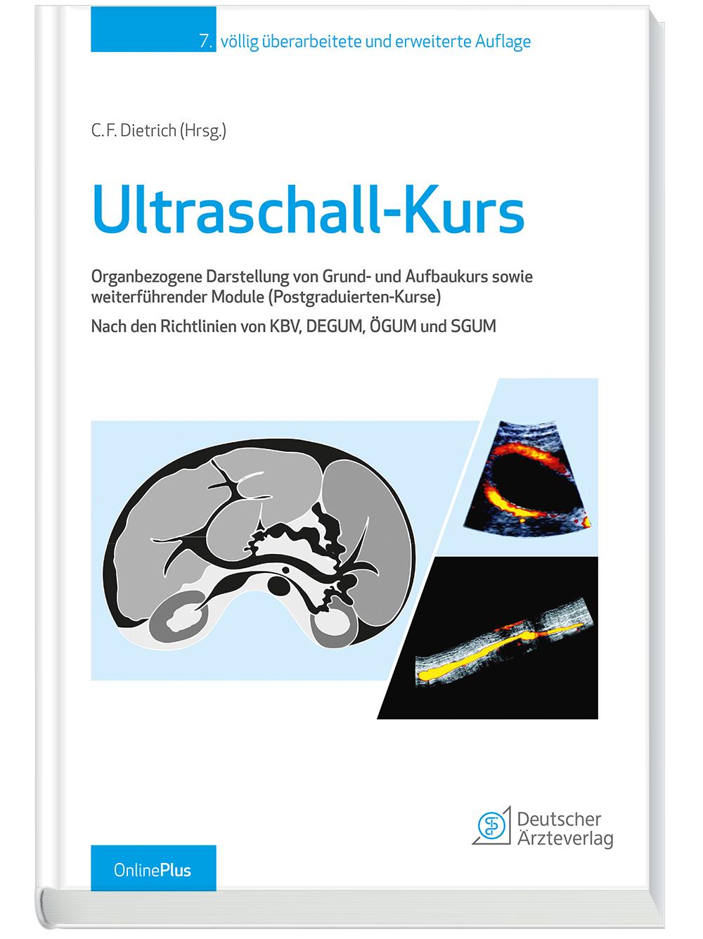 Dietrich, Ultraschall-Kurs
