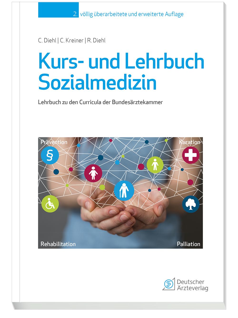 Diehl, Kurs- und Lehrbuch Sozialmedizin