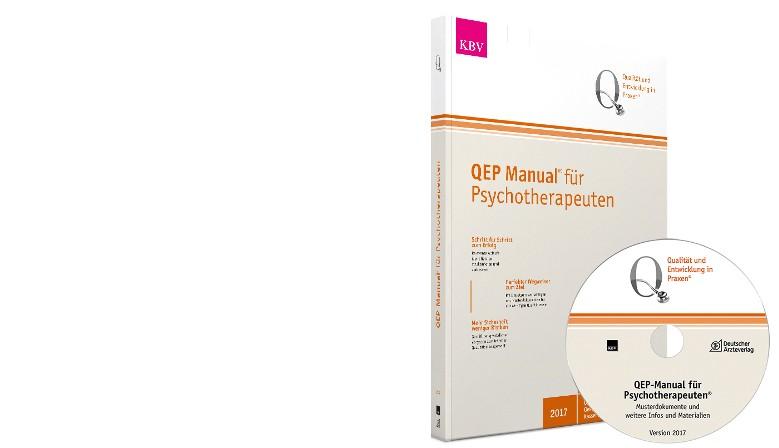 QEP Manual® für Psychotherapeuten