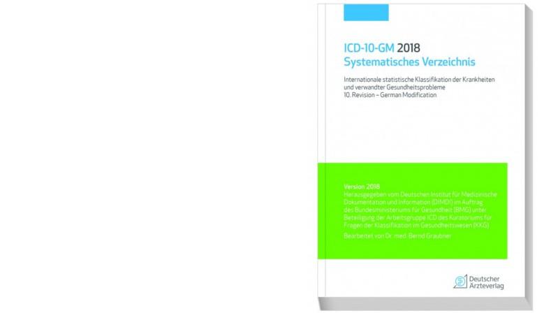 ICD-10-GM 2018 Systematisches Verzeichnis