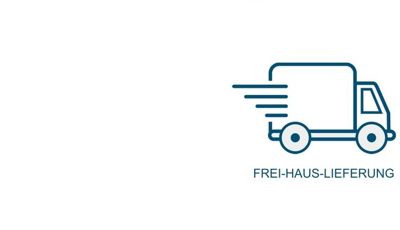 Frei-Haus-Lieferung